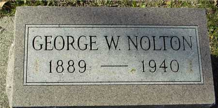 NOLTON, GEORGE W. - Ida County, Iowa | GEORGE W. NOLTON