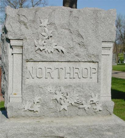 NORTHROP, THOMAS - Ida County, Iowa | THOMAS NORTHROP