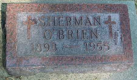 O'BRIEN, SHERMAN - Ida County, Iowa | SHERMAN O'BRIEN
