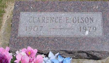 OLSON, CLARENCE - Ida County, Iowa | CLARENCE OLSON