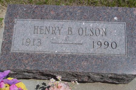 OLSON, HENRY - Ida County, Iowa | HENRY OLSON