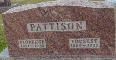 PATTISON, FORREST & FLORENCE - Ida County, Iowa | FORREST & FLORENCE PATTISON