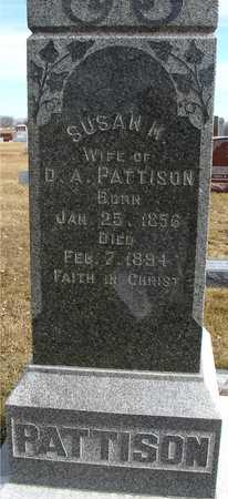 PATTISON, SUSAN M. - Ida County, Iowa | SUSAN M. PATTISON