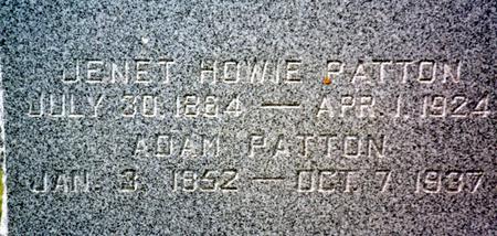 PATTON, ADAM - Ida County, Iowa | ADAM PATTON