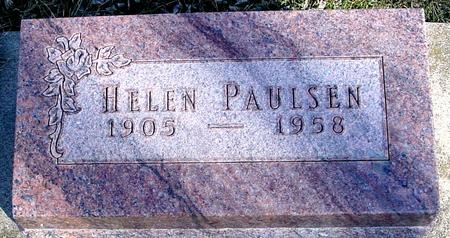 PAULSEN, HELEN - Ida County, Iowa | HELEN PAULSEN