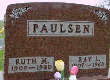 PAULSEN, RAY & RUTH - Ida County, Iowa | RAY & RUTH PAULSEN
