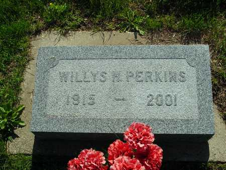 PERKINS, WILLYS H. - Ida County, Iowa | WILLYS H. PERKINS