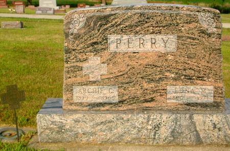 PERRY, ARCHIE C. - Ida County, Iowa | ARCHIE C. PERRY