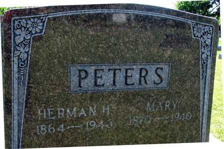 PETERS, HERMAN & MARY - Ida County, Iowa | HERMAN & MARY PETERS