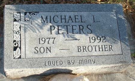 PETERS, MICHAEL L. - Ida County, Iowa | MICHAEL L. PETERS