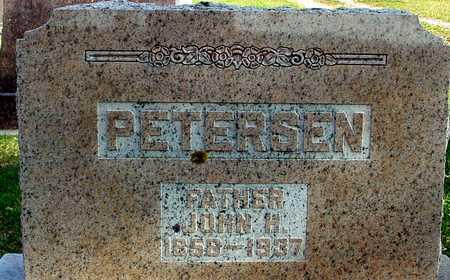 PETERSEN, JOHN H. - Ida County, Iowa | JOHN H. PETERSEN