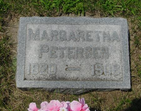 PETERSEN, MARGARETHA - Ida County, Iowa | MARGARETHA PETERSEN