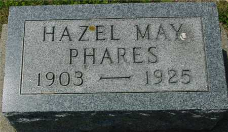 PHARES, HAZEL MAY - Ida County, Iowa | HAZEL MAY PHARES