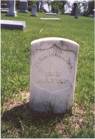 PHILLIPS, JOHN - Ida County, Iowa | JOHN PHILLIPS