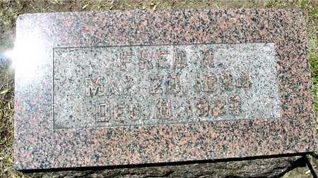 PILCHER, FRED R. - Ida County, Iowa | FRED R. PILCHER
