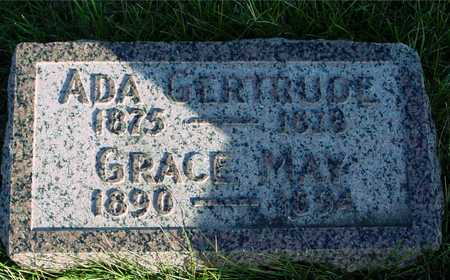 POTTER, ADA & GRACE - Ida County, Iowa | ADA & GRACE POTTER