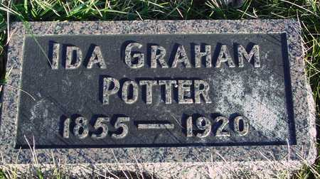 POTTER, IDA GRAHAM - Ida County, Iowa | IDA GRAHAM POTTER