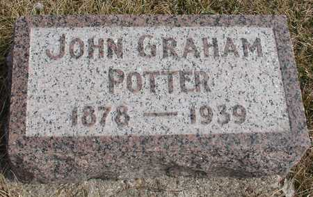 POTTER, JOHN GRAHAM - Ida County, Iowa | JOHN GRAHAM POTTER