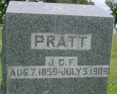 PRATT, J.  C.  F. - Ida County, Iowa | J.  C.  F. PRATT