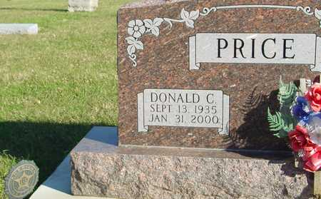 PRICE, DONALD C. - Ida County, Iowa | DONALD C. PRICE
