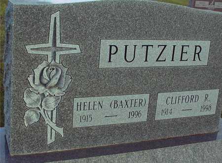 PUTZIER, CLIFFORD & HELEN - Ida County, Iowa | CLIFFORD & HELEN PUTZIER