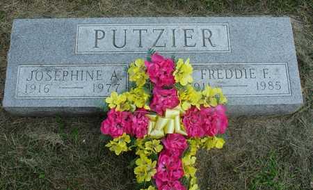 PUTZIER, FRED & JOSEPHINE - Ida County, Iowa | FRED & JOSEPHINE PUTZIER