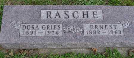 RASCHE, ERNEST & DORA - Ida County, Iowa | ERNEST & DORA RASCHE