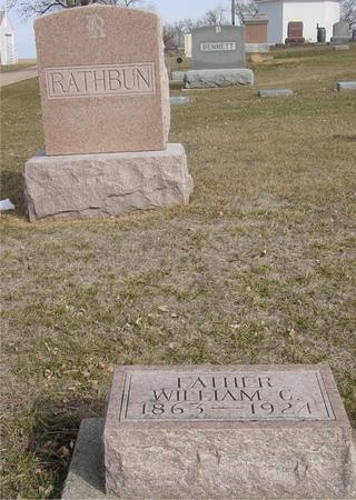 RATHBUN, WILLIAM C. - Ida County, Iowa | WILLIAM C. RATHBUN