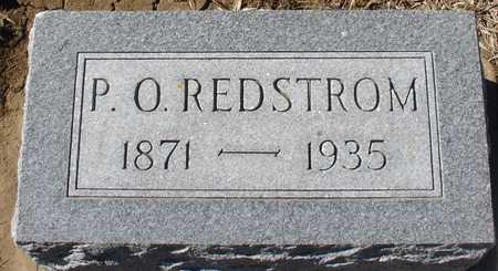 REDSTROM, P. O. - Ida County, Iowa | P. O. REDSTROM