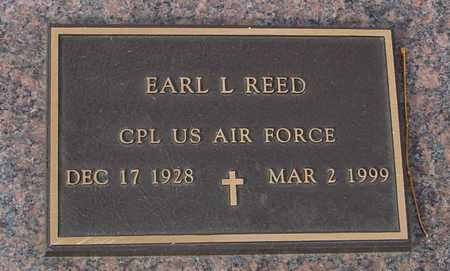 REED, EARL L. - Ida County, Iowa | EARL L. REED