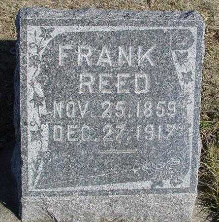 REED, FRANK - Ida County, Iowa | FRANK REED