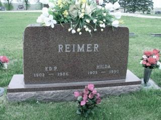 REIMER, HILDA - Ida County, Iowa | HILDA REIMER