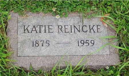 REINCKE, KATIE - Ida County, Iowa | KATIE REINCKE