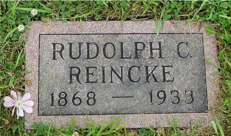 REINCKE, RUDOLPH C. - Ida County, Iowa | RUDOLPH C. REINCKE