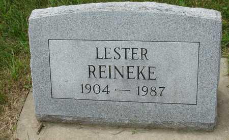 REINEKE, LESTER - Ida County, Iowa | LESTER REINEKE