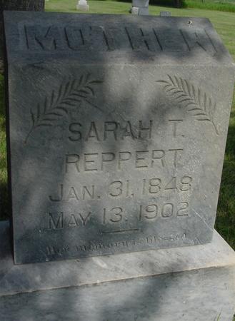 REPPERT, SARAH - Ida County, Iowa | SARAH REPPERT