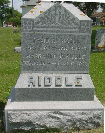 RIDDLE, DAVID - Ida County, Iowa | DAVID RIDDLE