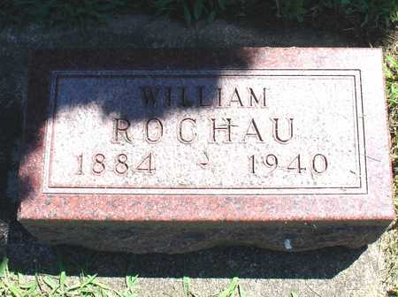 ROCHAU, WILLIAM - Ida County, Iowa | WILLIAM ROCHAU