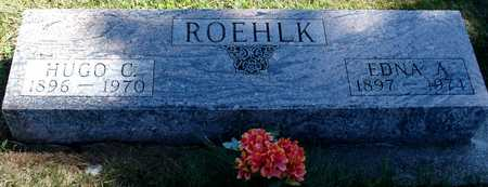 ROEHLK, HUGH & EDNA - Ida County, Iowa | HUGH & EDNA ROEHLK
