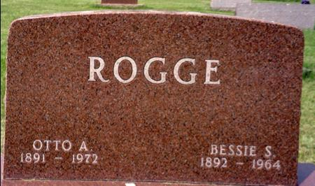 ROGGE, BESSIE - Ida County, Iowa | BESSIE ROGGE