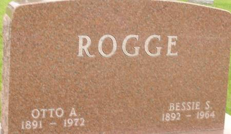 ROGGE, OTTO A. - Ida County, Iowa | OTTO A. ROGGE