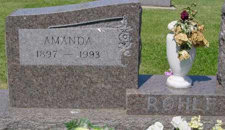 ANDRESEN ROHLF, AMANDA - Ida County, Iowa | AMANDA ANDRESEN ROHLF