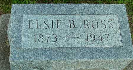 ROSS, ELSIE B. - Ida County, Iowa | ELSIE B. ROSS