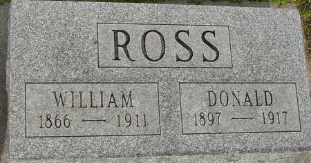 ROSS, WILLIAM & DONALD - Ida County, Iowa | WILLIAM & DONALD ROSS