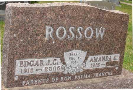 ROSSOW, EDGAR J. C. - Ida County, Iowa | EDGAR J. C. ROSSOW