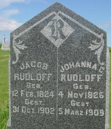 RUDLOFF, JACOB - Ida County, Iowa | JACOB RUDLOFF
