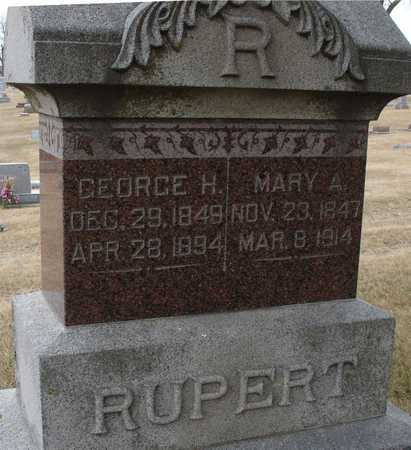 RUPERT, GEORGE H. & MARY - Ida County, Iowa | GEORGE H. & MARY RUPERT