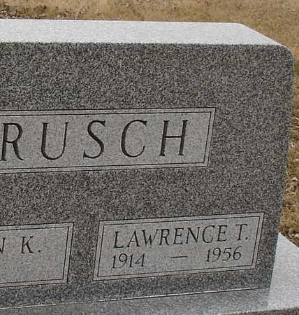 RUSCH, LAWRENCE - Ida County, Iowa | LAWRENCE RUSCH