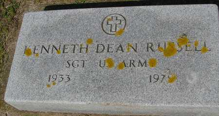 RUSSELL, KENNETH DEAN - Ida County, Iowa | KENNETH DEAN RUSSELL