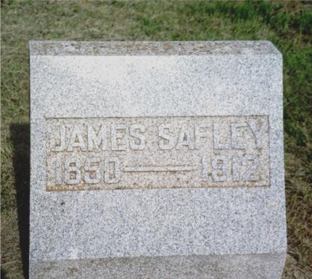 SAFLEY, JAMES - Ida County, Iowa | JAMES SAFLEY
